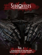 SideQuests: Vol. I (Digital Bundle)