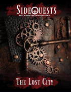 SideQuests: The Lost City