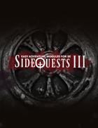 SideQuests: Vol. III (Digital Bundle)