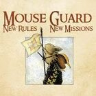 Mouse Guard RPG: New Rules, New Missions