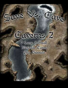 Save Vs. Cave: Caverns 2