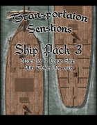Transportation Sensations: Ship Pack 3