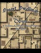 Desert Dwellings: Town