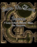 Save Vs. Cave: Sewers