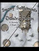Snowy Settlements: Tundra Town