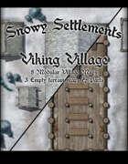 Snowy Settlements: Viking Village