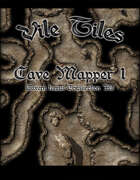 Vile Tiles: Cave Mapper 1
