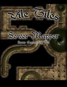 Vile Tiles: Sewer Mapper