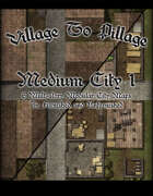 Village to Pillage: Medium City 1