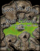 Save Vs. Cave: Acid Caverns