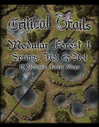 Critical Trails: Modular Forest 4