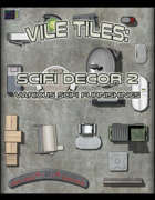 Vile Tiles: Sci-Fi Decor 2