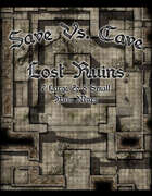 Save Vs. Cave: Lost Ruins