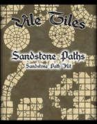 Vile Tiles Sandstone Paths