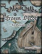 Vile Tiles: Frozen Decor