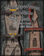Transportation Sensations: Ship Pack 4
