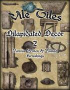 Vile Tiles: Dilapidated Decor 2