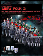 El Cheapo Minis Vol. 6 Crew Folk 2