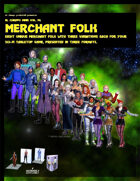 El Cheapo Minis Vol. 13 Merchant Folk