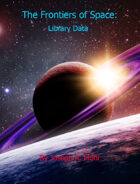 Frontiers of Space: Library Data