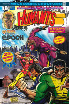 Humants No 1 Vol 2