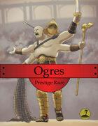 Ogre Prestige Race