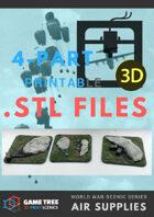 Air Supplies - 3D Printable