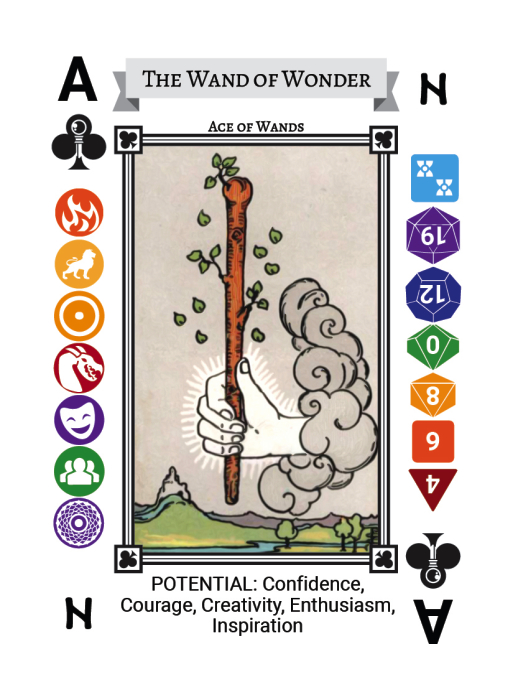 Pixie Cards - Universal Game and Story Cards