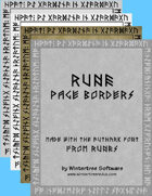 Rune Borders