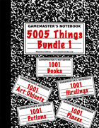 5005 Things-1 [BUNDLE]