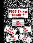 5005 Things-2 [BUNDLE]