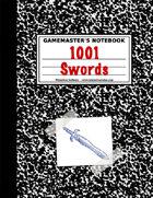 1001 Strange Swords
