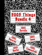 5005 Things-4 [BUNDLE]