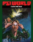 Psi World: Cause for War