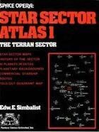Space Opera: Star Sector Atlas 1: Terran Sector