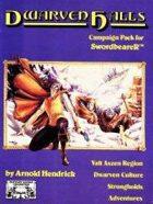 SwordbeareR: Dwarven Halls