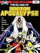 The Island of Doctor Apocalypse