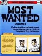 Most Wanted, Volume 3