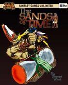 Villains and Vigilantes:Sands of Time