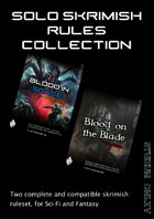 Solo Skrimish Rules Collection [BUNDLE]
