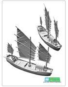 junkboat for 3d printing (STL)