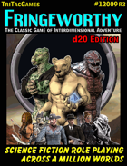 Fringeworthy d20 edition