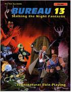 Bureau 13 1992 Edition