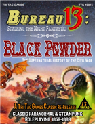 Black Powder Bureau 13:Stalking the Night Fantastic