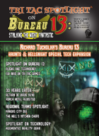 Tri Tac Spotlight on Bureau 13: Stalking the Night Fantastic
