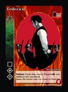 Federico - Custom Card