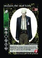 Maajin The Mad King - Custom Card
