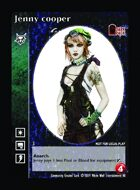 Jenny Cooper - Custom Card