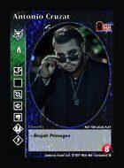 Antonio Cruzat - Custom Card