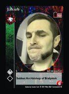 Jakub - Custom Card
